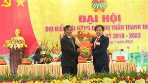 Hội Nông dân Thị trấn Thanh Thủy tổ chức Đại hội đại biểu lần thứ XI, nhiệm kỳ 2018-2023