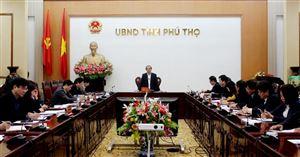Lễ vinh danh, đón nhận bằng UNESCO công nhận Hát Xoan Phú Thọ là di sản văn hóa phi vật thể đại diện của nhân loại được tổ chức vào ngày 3/2/2018