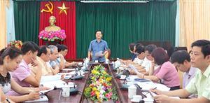 Lấy ý kiến vào dự thảo Báo cáo kết quả giám sát việc thực hiện cải cách hành chính