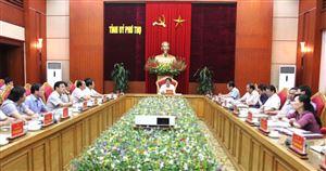 Thống nhất thành lập Trung tâm kiểm soát bệnh tật tỉnh, kiện toàn cơ cấu tổ chức Văn phòng HĐND tỉnh