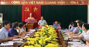 Học viện Chính trị Quốc gia Hồ Chí Minh làm việc với Trường chính trị tỉnh