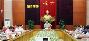 Giao ban khối Mặt trận Tổ quốc và các tổ chức chính trị - xã hội