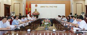 Chủ tịch UBND tỉnh Bùi Minh Châu tiếp và làm việc với Bộ trưởng Bộ KH&CN Chu Ngọc Anh