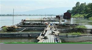 Chủ động phương án đảm bảo an toàn hạ du khi hồ thủy điện Hòa Bình xả lũ
