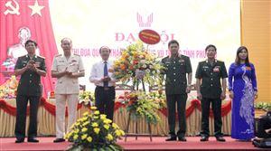 Đại hội thi đua quyết thắng lực lượng vũ trang tỉnh giai đoạn 2013 - 2018
