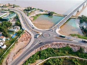Cầu Văn Lang dự kiến thu phí từ tháng 12 năm 2018