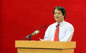 Hội nghị BCH Đảng bộ tỉnh lần thứ 15, khóa XVIII