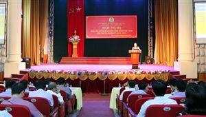 Công đoàn viên chức tỉnh: Tuyên truyền về Đại hội XII Công đoàn Việt Nam...