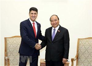Chính phủ Việt Nam luôn tạo các cơ chế thông thoáng cho nhà đầu tư