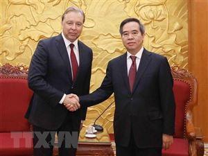 Tăng cường quan hệ gắn bó giữa hai Đảng Cộng sản Việt Nam và LB Nga