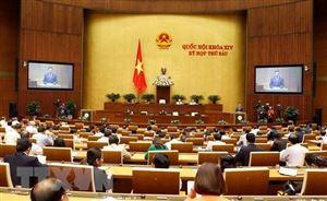Tuần làm việc thứ tư: Quốc hội sẽ biểu quyết thông qua ba nghị quyết