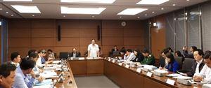 Hoạt động của Đoàn BĐQH tỉnh tại kỳ hợp thứ 6, Quốc hội khóa XIV