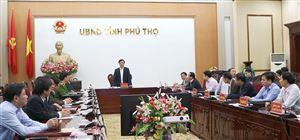 Hội nghị trực tuyến toàn quốc về nông nghiệp, nông dân, nông thôn