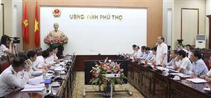 Công bố quyết định kiểm toán tại Phú Thọ