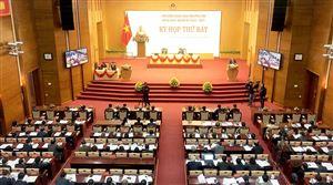 Trình danh sách 23 chức danh được HĐND tỉnh lấy phiếu tín nhiệm