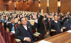 Kết quả lấy phiếu tín nhiệm đối với 23 chức danh do HĐND tỉnh bầu