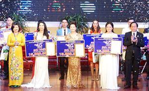 12 thí sinh tham gia vòng chung khảo Liên hoan Tiếng hát truyền hình Phú Thọ lần thứ IX - năm 2019