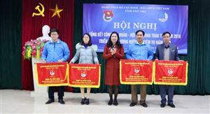 Các cấp bộ đoàn trong tỉnh thực hiện gần 1.400 công trình, phần việc thanh niên