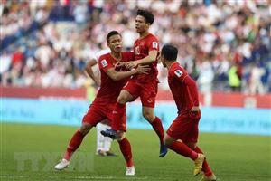 Thủ tướng biểu dương chiến thắng của Đội tuyển Việt Nam tại Asian Cup