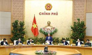 Thủ tướng: Tập trung đổi mới cơ chế quản lý, điều hành ngay từ quý 1