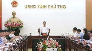 Ban Tổ chức Giỗ tổ Hùng Vương-Lễ hội Đền Hùng năm Kỷ Hợi 2019 kiểm tra tiến độ thực hiện