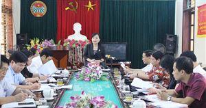 Kiểm tra 10 năm thực hiện đổi mới nội dung, phương thức hoạt động của MTTQ Việt Nam và các đoàn thể