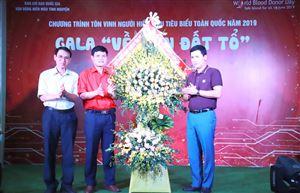 """""""Về miền đất Tổ"""" tôn vinh người hiến máu tình nguyện tiêu biểu Việt Nam"""