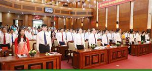 Khai mạc kỳ họp thứ Tám – HĐND tỉnh khóa XVIII