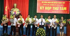 HĐND huyện Thanh Thủy khoá XIX, nhiệm kỳ 2016 - 2021 khai mạc kỳ họp thứ Tám