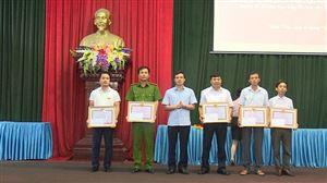 Huyện ủy Thanh Thủy tổ chức hội nghị chuyên đề về học tập và làm theo tư tưởng, đạo đức phong cách Hồ Chí Minh
