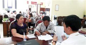 Agribank Thanh Thủy: tổng dư nợ cho vay đạt 1.108 tỷ đồng