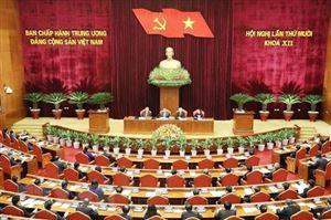 Nhân sự Đại hội Đảng: Kiên quyết không để lọt người chạy chức