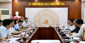 Chủ tịch UBND tỉnh Bùi Văn Quang làm việc với Tổng công ty Du lịch Sài Gòn