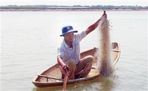 Săn cá sông Đà