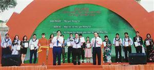 Phú Thọ có 2 trong top 110 sản phẩm công nghiệp nông thôn tiêu biểu Quốc gia
