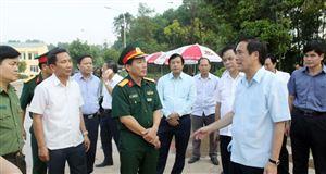 Diễn tập khu vực phòng thủ tỉnh phải đảm bảo chặt chẽ, an toàn tuyệt đối