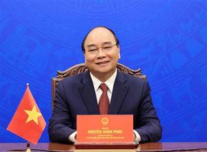 Ông Nguyễn Xuân Phúc tái đắc cử Chủ tịch nước nhiệm kỳ 2021 - 2026