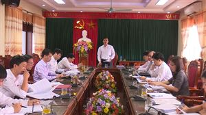 Kỳ họp thứ Chín HĐND huyện khóa 19 có 38 ý kiến thảo luận tại tổ