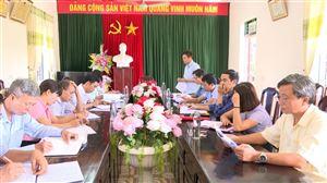 HĐND huyện giám sát kết quả thực hiện công tác quản lý, bảo vệ môi trường tại xã Thạch Đồng