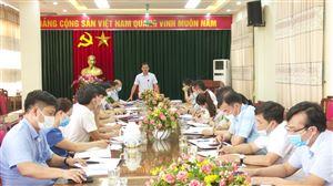 Ban Chỉ đạo thực hiện quy chế dân chủ cơ sở triển khai nhiệm vụ 6 tháng cuối năm 2021