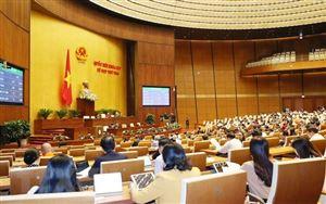 Hôm nay 26/11, Quốc hội sẽ biểu quyết 6 luật và nghị quyết