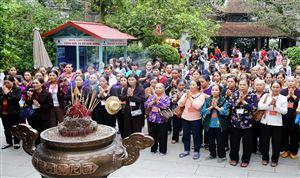 Những giá trị đặc trưng của tín ngưỡng thờ cúng Hùng Vương