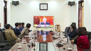 Thanh Thủy: Người dân hướng về Đại hội lần thứ XIII của Đảng