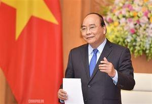 Thủ tướng chủ trì phiên họp Chính phủ thường kỳ tháng 11/2019