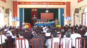 Đại hội Mặt trận tổ quốc xã Đồng Luận khóa X nhiệm kỳ 2019 - 2024