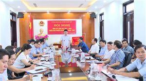 Thanh Thủy tổ chức hội nghị trực tuyến tổng kết năm học 2019 - 2020