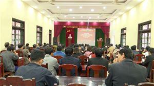 UBKT Huyện ủy tổ chức lớp tập huấn nghiệp vụ công tác kiểm tra, giám sát và thi hành kỷ luật Đảng năm 2020