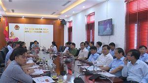 Hội nghị trực tuyến tuyên truyền pháp luật về bầu cử Đại biểu QH và đại biểu HĐND các cấp