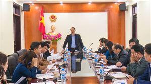Thanh Thủy tổ chức hội nghị nghe báo cáo tiến độ thực hiện sắp xếp, sáp nhập các khu dân cư