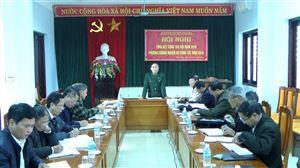 Hội Nạn nhân chất độc da cam/đioxin huyện tổng kết công tác năm 2018, triển khai nhiệm vụ năm 2019